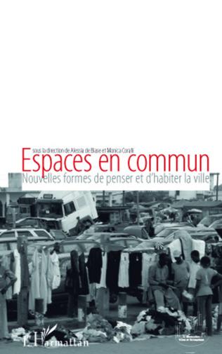 Couverture Espaces en commun