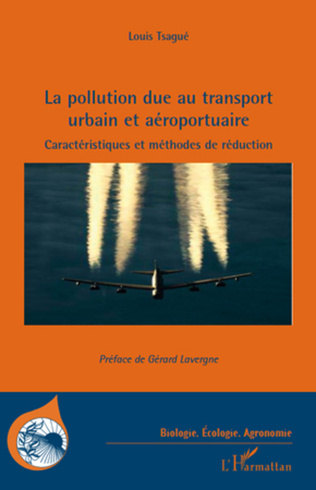 Couverture La pollution due au transport urbain et aéroportuaire