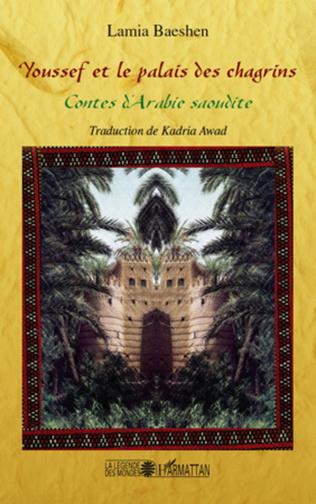Couverture Youssef et le palais des chagrins