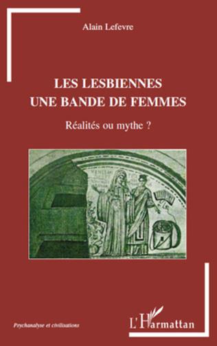 Couverture Les lesbiennes une bande de femmes