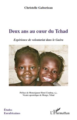 Couverture Deux ans au coeur du Tchad