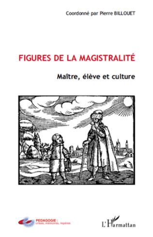 Couverture Figures de la magistralité
