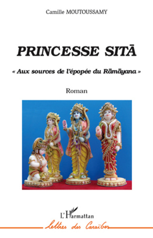 Couverture Princesse Sita