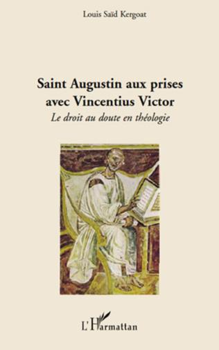 Couverture Saint Augustin aux prises avec Vincentius Victor