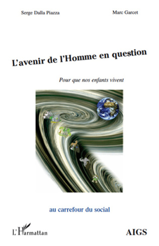 Couverture L'avenir de l'Homme en question