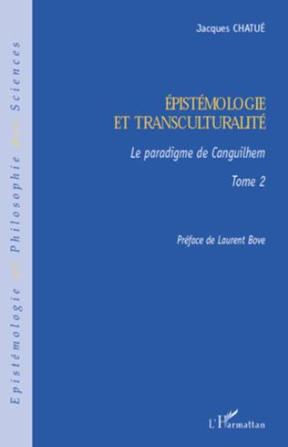 Couverture Epistémologie et transculturalité