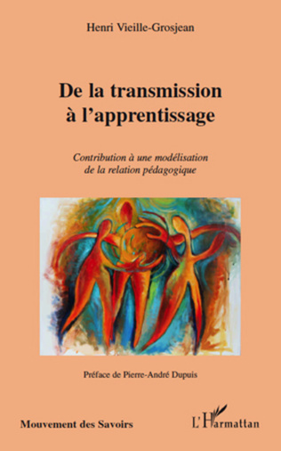 Couverture De la transmission à l'apprentissage