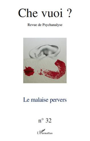 Couverture Le malaise pervers