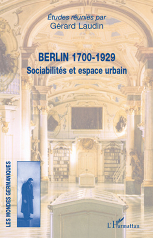 Couverture Berlin 1700-1929