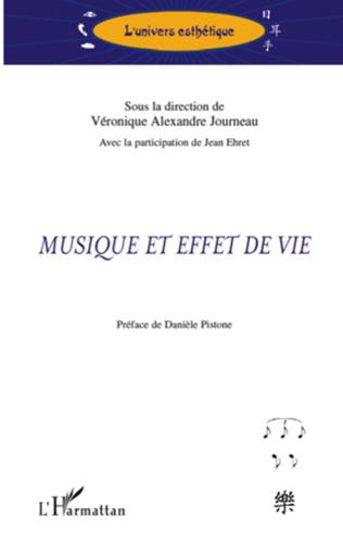 Couverture Musique et effet de vie