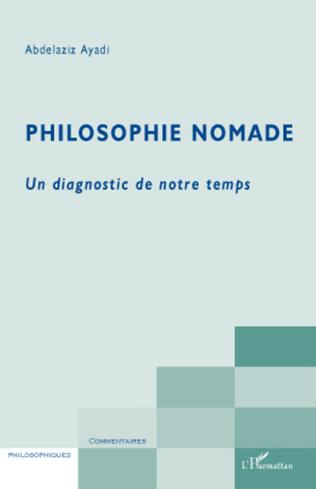 Couverture Philosophie nomade