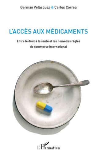 Couverture L'accès aux médicaments