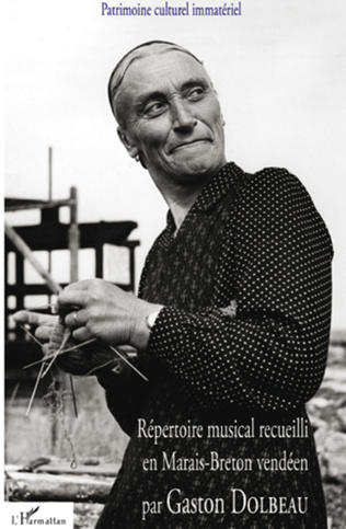 Couverture Répertoire musical recueilli en Marais-Breton vendéen