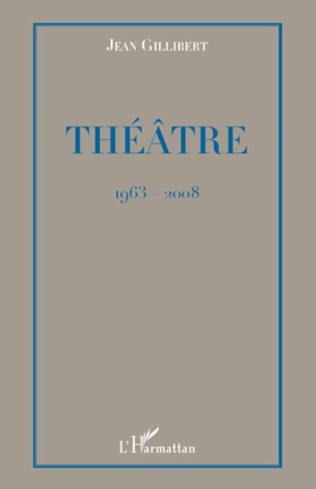 Couverture Théâtre
