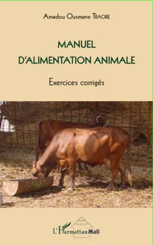 Couverture Manuel d'alimentation animale