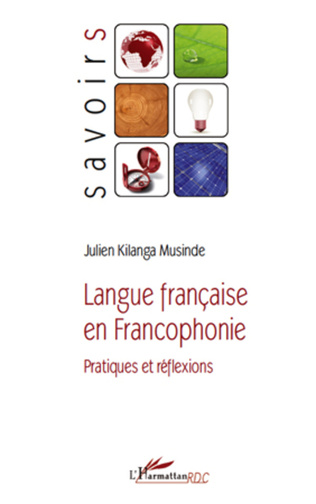 Couverture Langue française en Francophonie