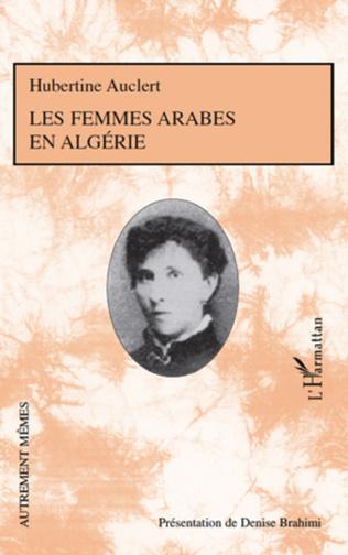 Couverture Les femmes arabes en Algérie