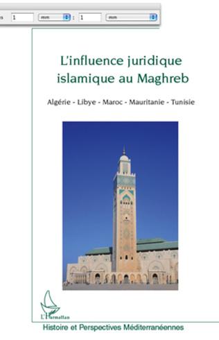 Couverture L'influence juridique islamique au Maghreb
