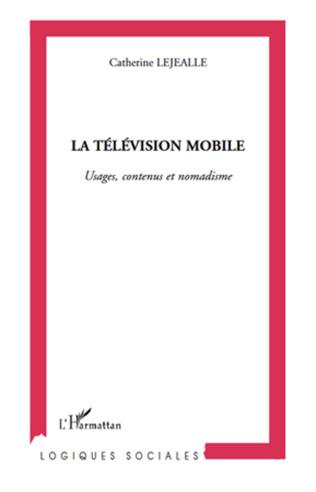 Couverture La télévision mobile