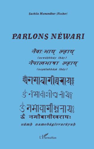 Couverture Parlons néwari