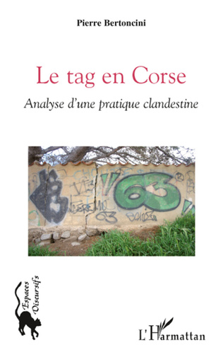 Couverture Le tag en Corse