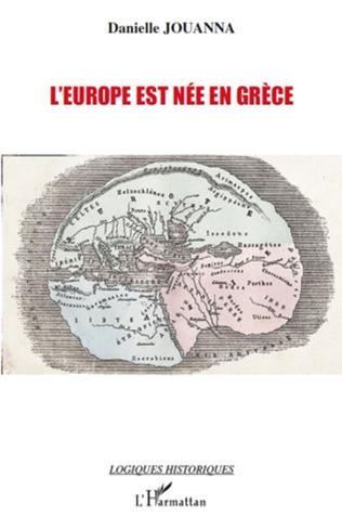 Couverture L'Europe est née en Grèce
