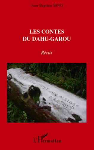 Couverture Les contes du Dahu-Garou