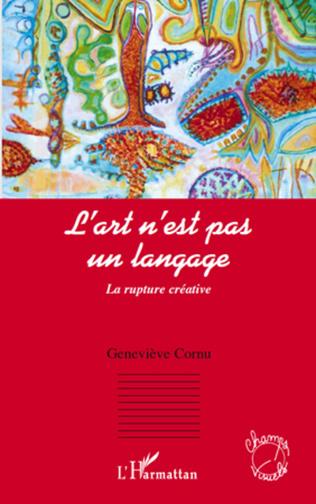 Couverture L'art n'est pas un langage