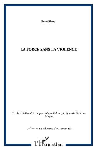 Couverture La force sans la violence