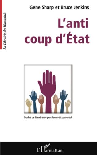 Couverture L'anti coup d'Etat