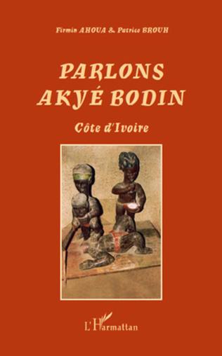 Couverture Parlons Akyé Bodin