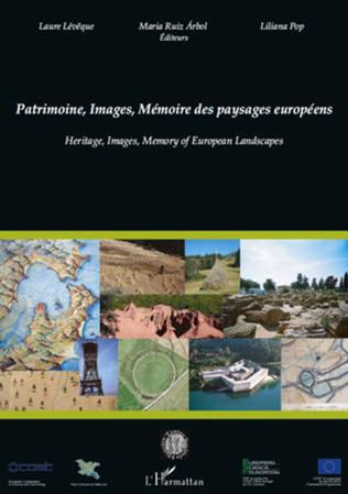 Couverture Patrimoine, Images, Mémoire des paysages européens