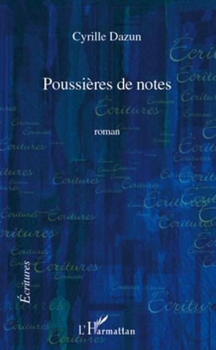 Couverture Poussières de notes