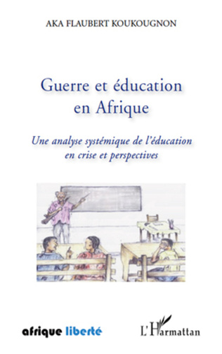 Couverture Guerre et éducation en Afrique