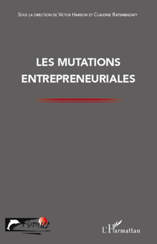 Couverture Mutations entrepreneuriales