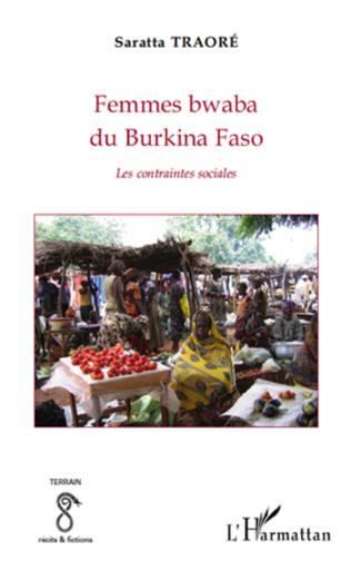 Couverture Femmes bwaba du Burkina Faso