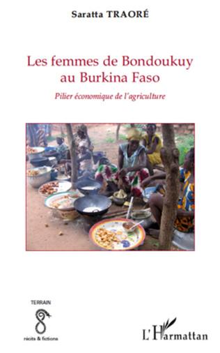 Couverture Les femmes de Bondoukuy au Burkina Faso