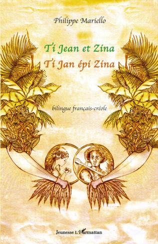 Couverture Ti Jean et Zina