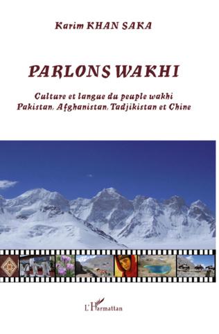 Couverture Parlons wakhi