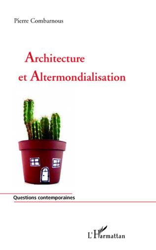 Couverture Architecture et altermondialisation