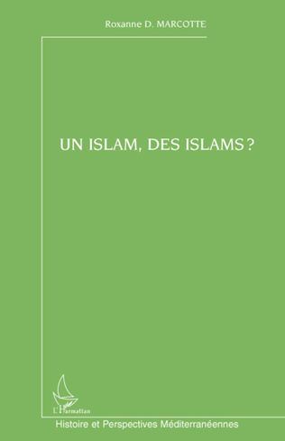 Couverture Un islam, des islams ?