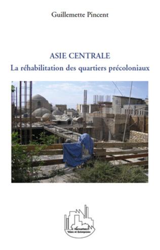 Couverture Asie centrale