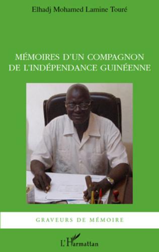 Couverture Mémoires d'un compagnon de l'indépendance guinéenne