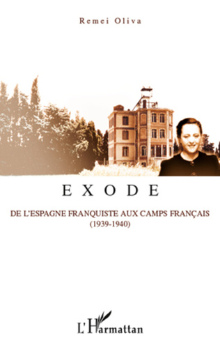 Couverture Exode