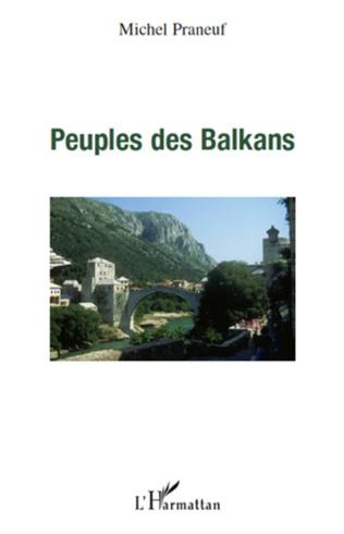 Couverture Peuples des Balkans