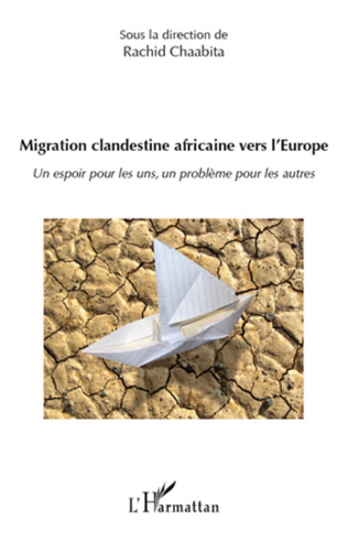Couverture Migration clandestine africaine vers l'Europe