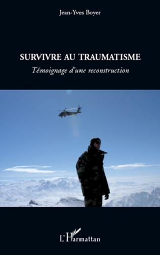 Couverture Survivre au traumatisme