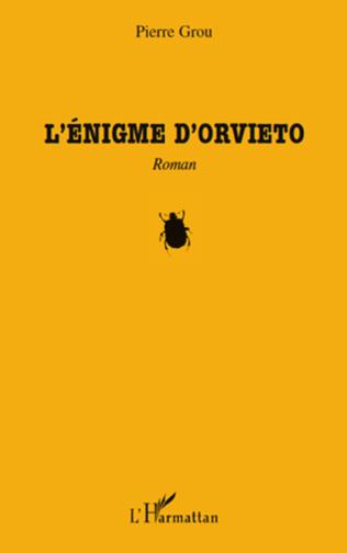 Couverture L'énigme d'Orvieto