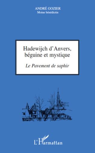 Couverture Hadewijch d'Anvers, béguine et mystique