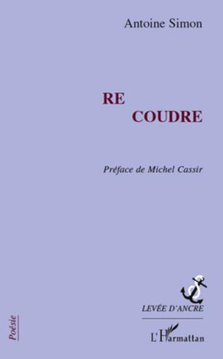 Couverture Re Coudre